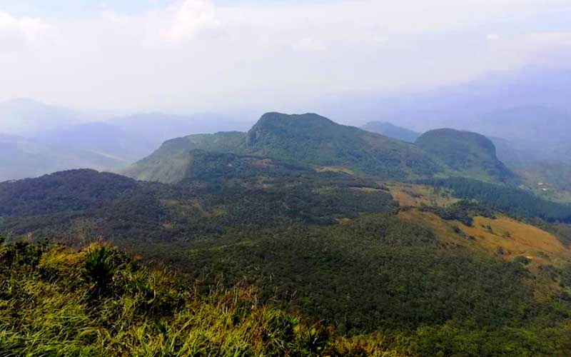 Hiking & trekking in Knuckles Mountain Range