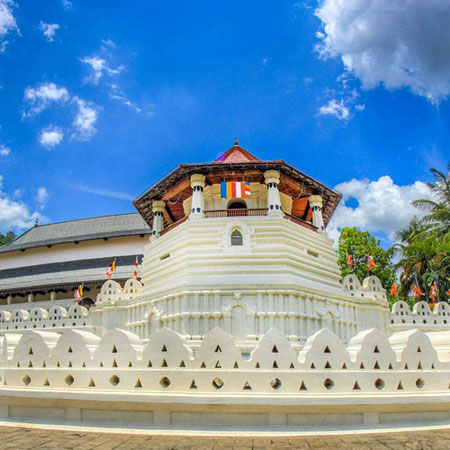 Kandy Pinnawala Day Tour