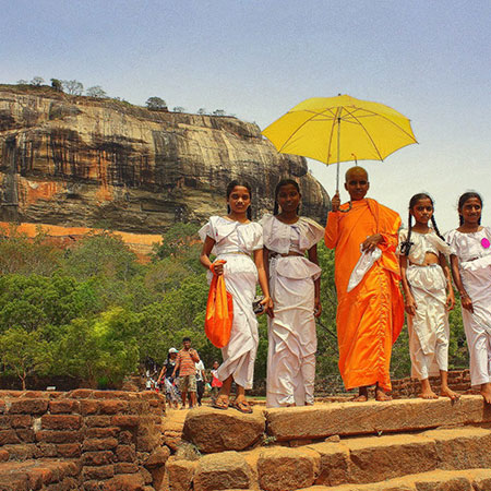 Dambulla - Sigiriya Day Tour