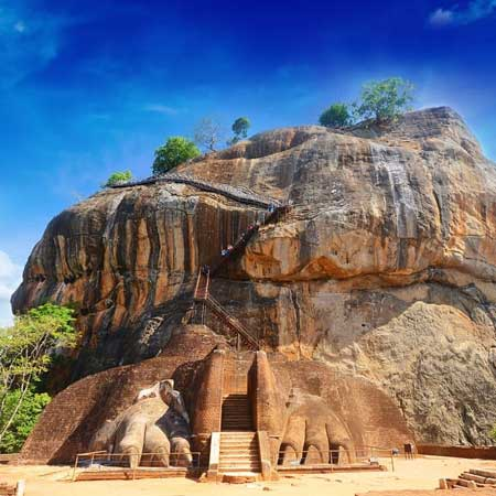 Sigiriya Dambulla Day tour from Kandy