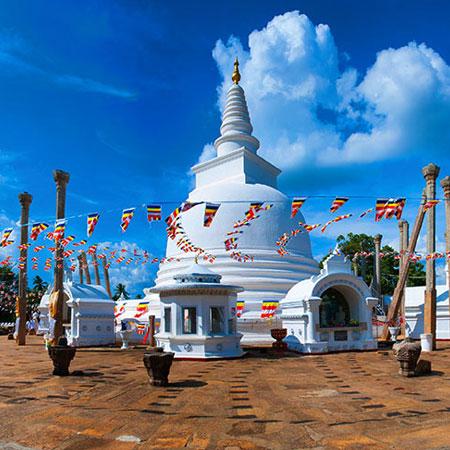 Visit to Anuradhapura Unesco World Heritage Site