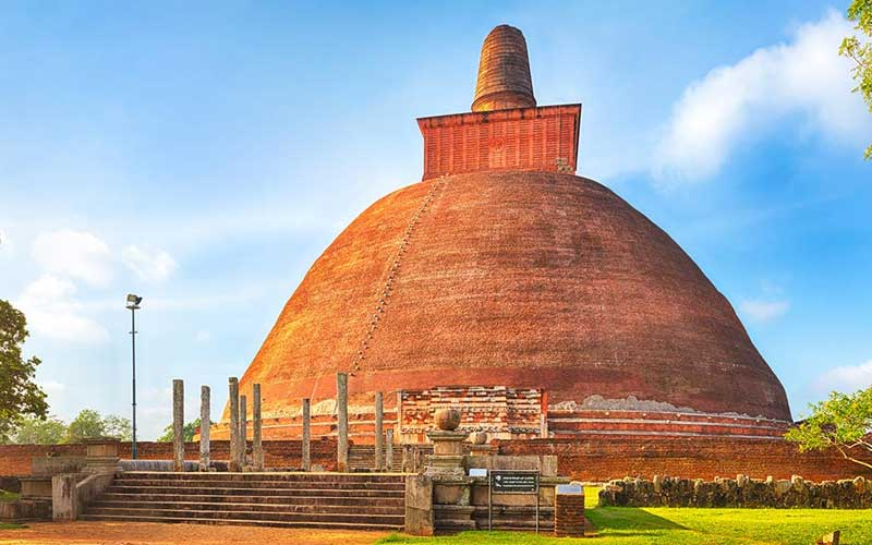 Visit to Anuradhapura Unesco World Heritage Site