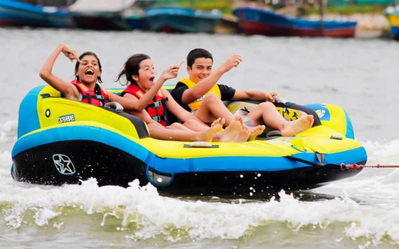 water sports in bentota, jets key in bentota, adventure in bentota