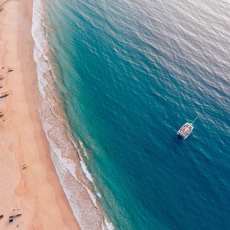 Sea sailing tours Weligama - Mirissa