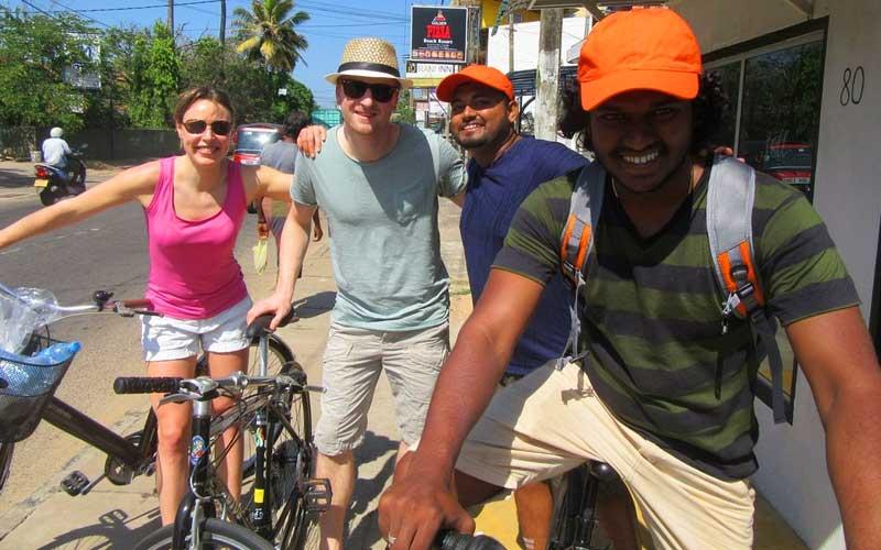 cycling in negombo | Negombo City Tour
