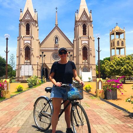 cycling in negombo   Negombo City Tour