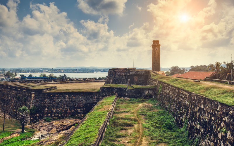 Visit Galle Fort, Galle dutch fort