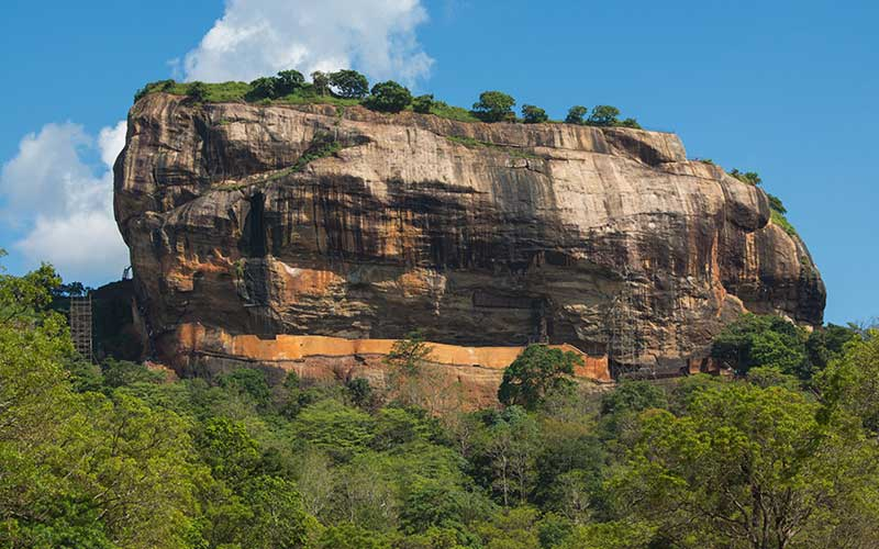 Guided Tour Sigiriya Lion Rock Sri Lanka | Privet tours in Sigiriya