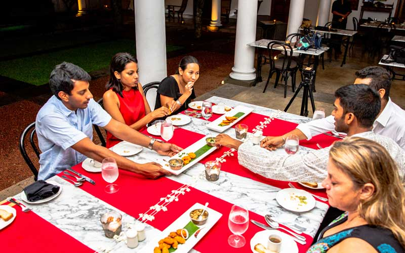 Jaffna Dinner in Colombo | colombo food tours