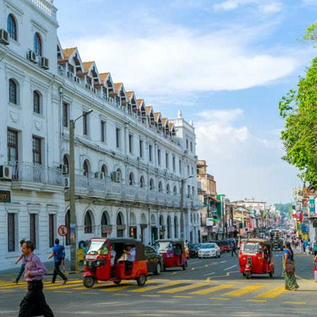 Visit Kandy City   Kandy City Tour