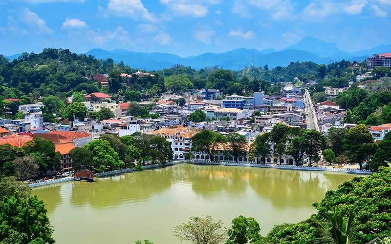 Kandy Pinnawala , Peradeniya Botanical Garden Day Tour in Sri Lanka