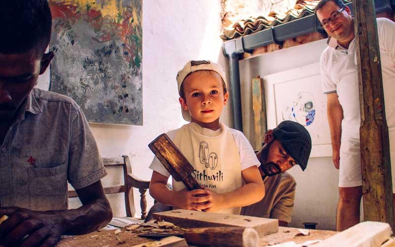Mask Making Sri Lanka