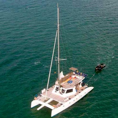 Sailing trip in jaffna
