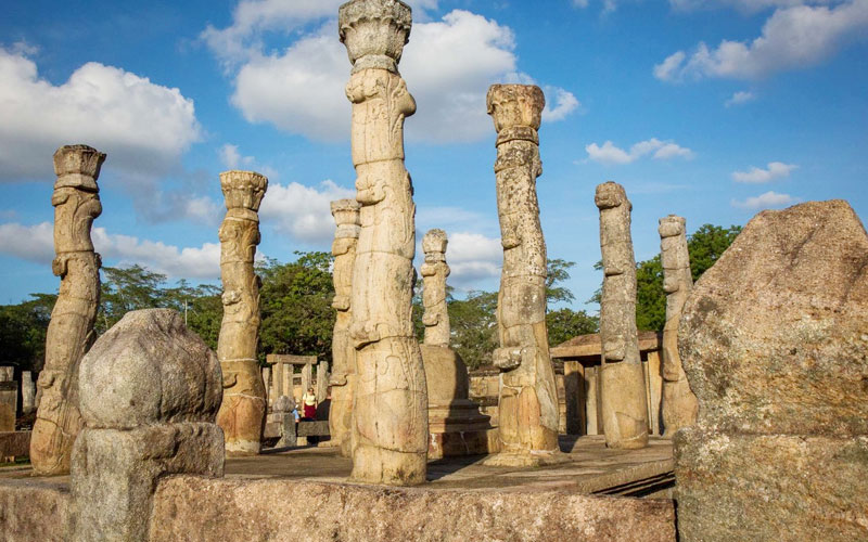 Visit to Polonnaruwa Unesco World Heritage Site