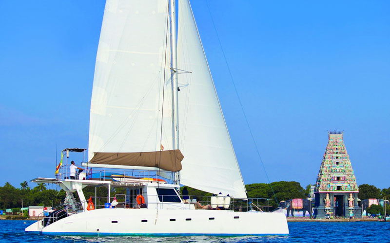 Magic Of The Northern Islands | sailing tours in jaffan