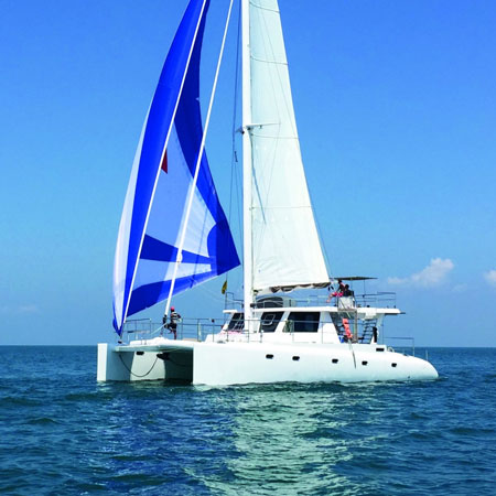 Sailing in South Coast