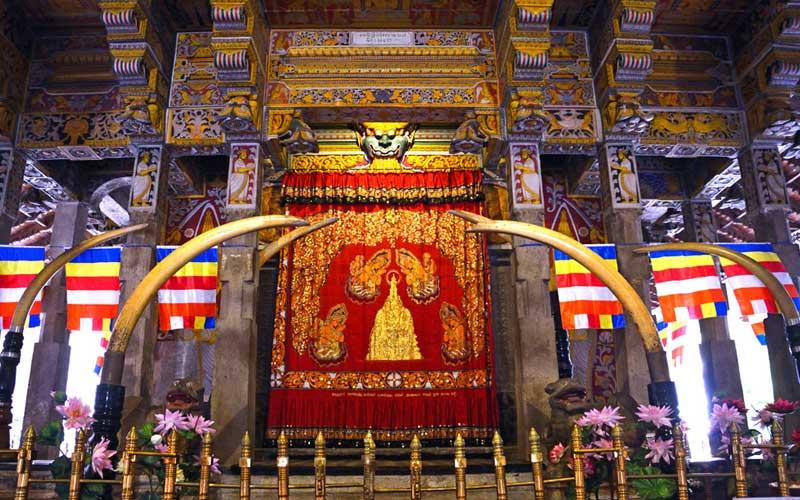 Temple of the Tooth Kandy, Kandy Sri Dalada Maligawa, Kandy Esela Perahera