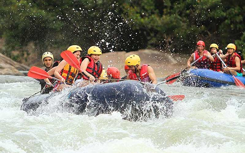 Kitulgala White Water Rafting | White Water Rafting in Kitulgala Sri Lanka