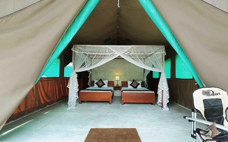 Wilpattu Safari Camp 1 Night