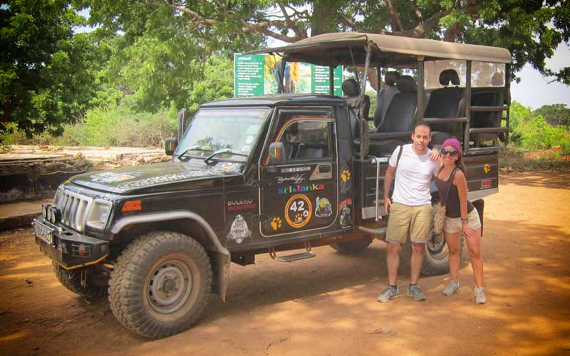 Yala Jeep Safaris | Jeep Safaris in Yala