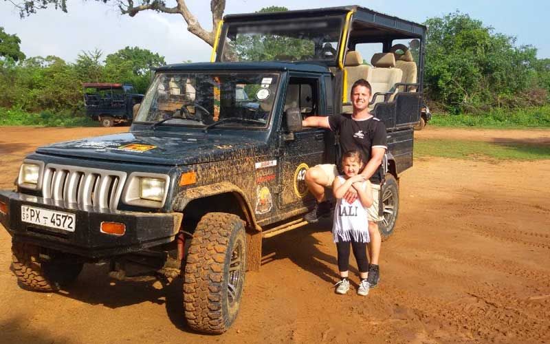 Yala Jeep Safaris | Yala Safari Game Drives | Jeep Tours in Yala Park