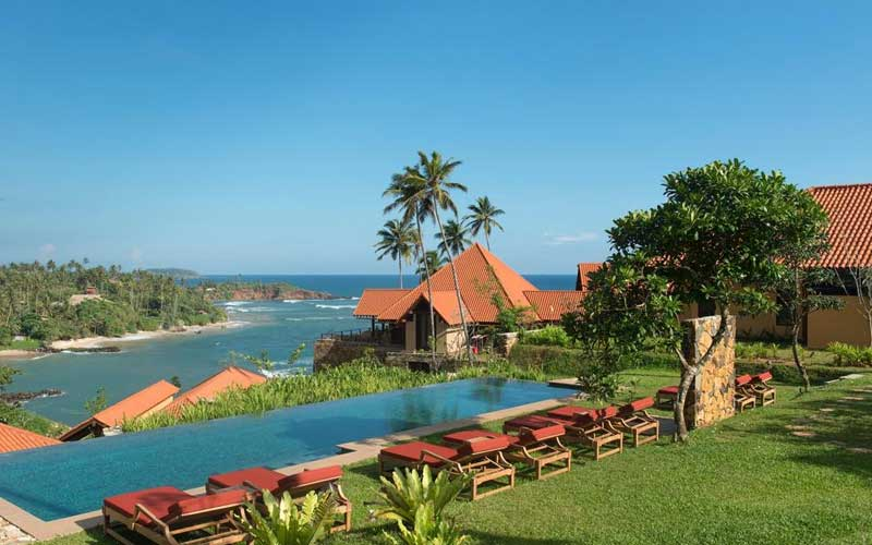 Cape Weligama, Luxury Beach Resorts