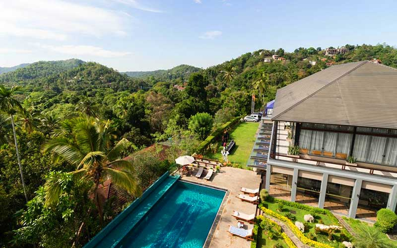 Earls Regent Kandy, Sri Lanka | Kandy Hotel