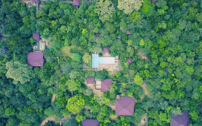 Forest Rock Garden Anuradhapura