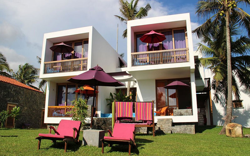 Hotel Underneath The Mango Tree Dikwella Sri Lanka