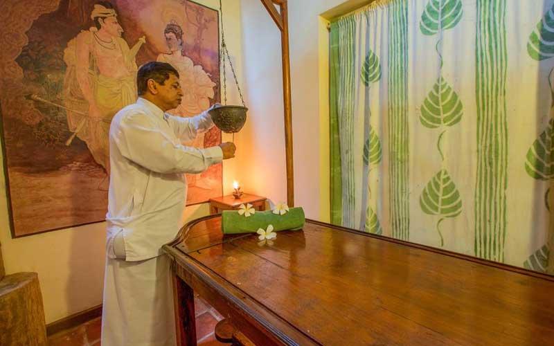 Sigiriya Village Hotel