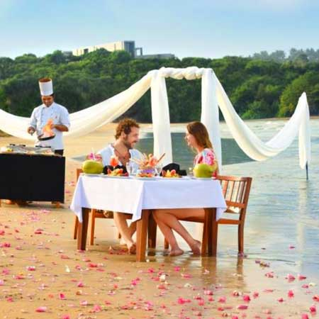 beach honeymoon in sri lanka