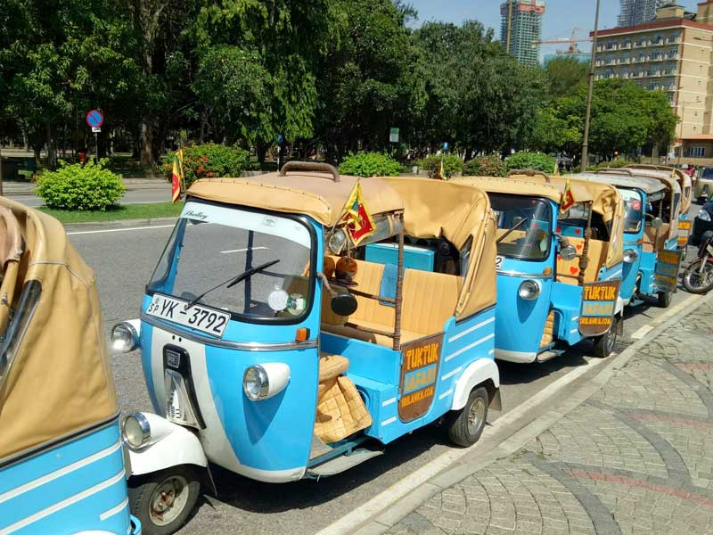 Colombo Tuk Tuk Ride
