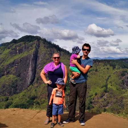 family tours in Sri Lanka