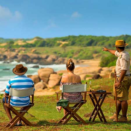 Luxury Tours in Sri Lanka