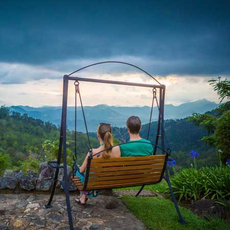 Hill Country Honeymoon tour in Sri Lankaa